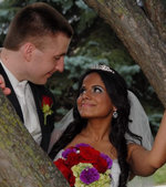 Kim could see that Joe's faith and love for family made him different from those who'd hurt her in the past.