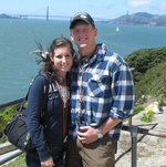A shared passion for the outdoors helped Chris & Lindsey build on common values of faith and family.