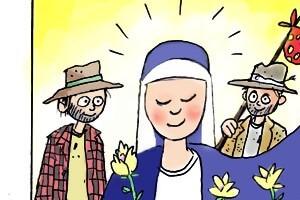 all saints image
