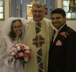 Jared & Alyssa both prayed to St. Anthony for their spouse on the day they connected on CatholicMatch.