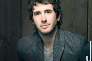 Josh Groban will release his new album this February.