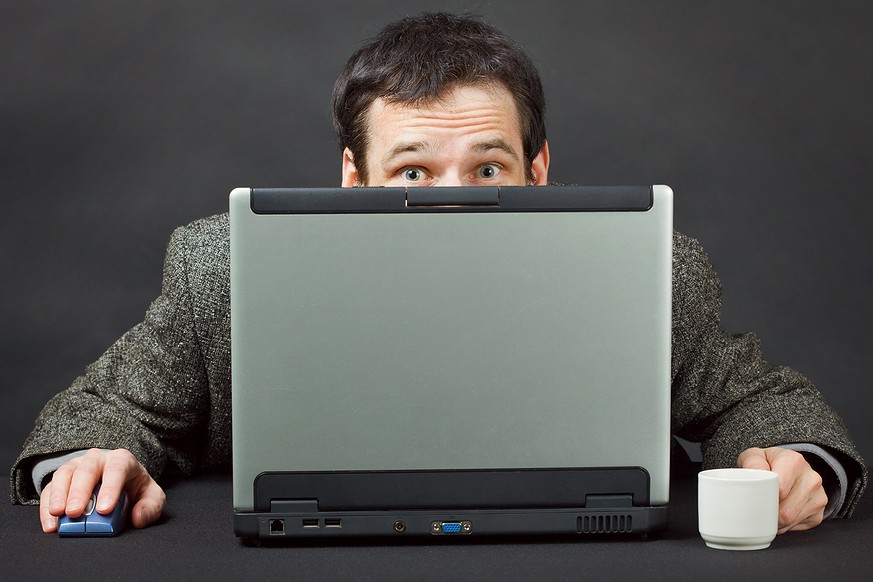 Are You Hiding Behind Your Online Profile?