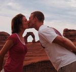 Molly followed Tom to the Grand Canyon and got an engagement ring as a result.