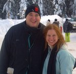 David & Corrina worked through the busyness of their schedules to make time for each other.