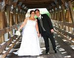 Jim & Lisa crossed the bridge of uncertainty with great faith & trust.