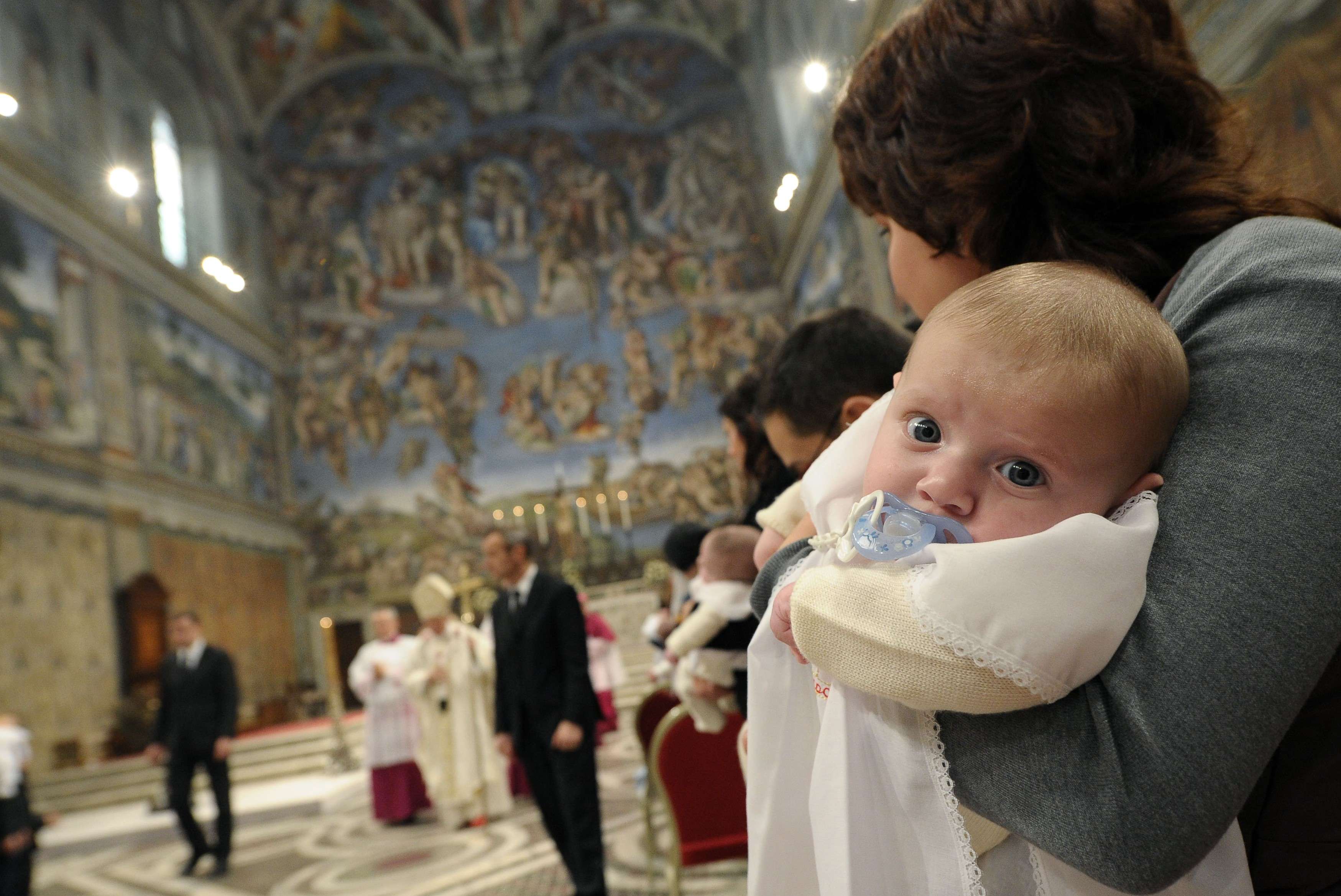 "Do You Pray For A ""Conclave Baby?"""