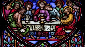 last supper holy thursday