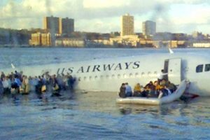 Plane Crash On The Hudson River