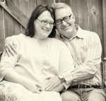 Brian and Andrea courted for two years, and were married earlier this month.