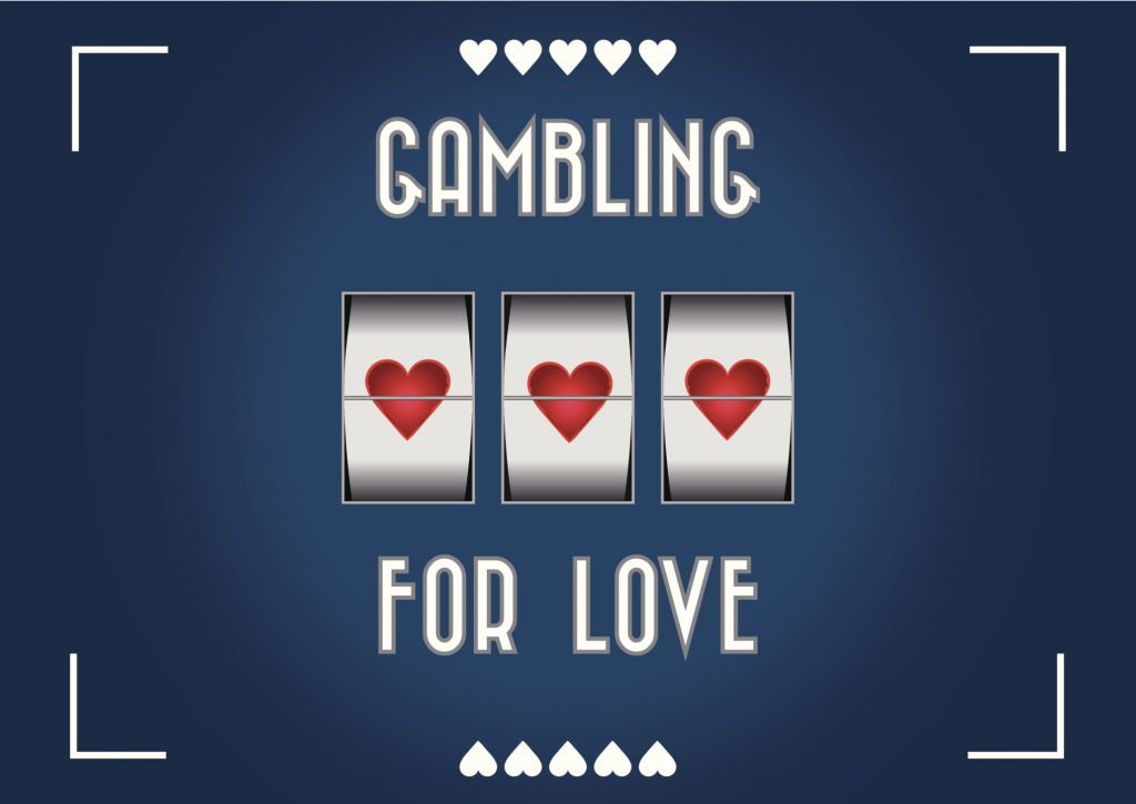 gambling heart love