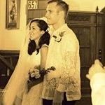 Sonia and Zach were married a little over two years ago in a ceremony and reception marked by their faith and creativity.