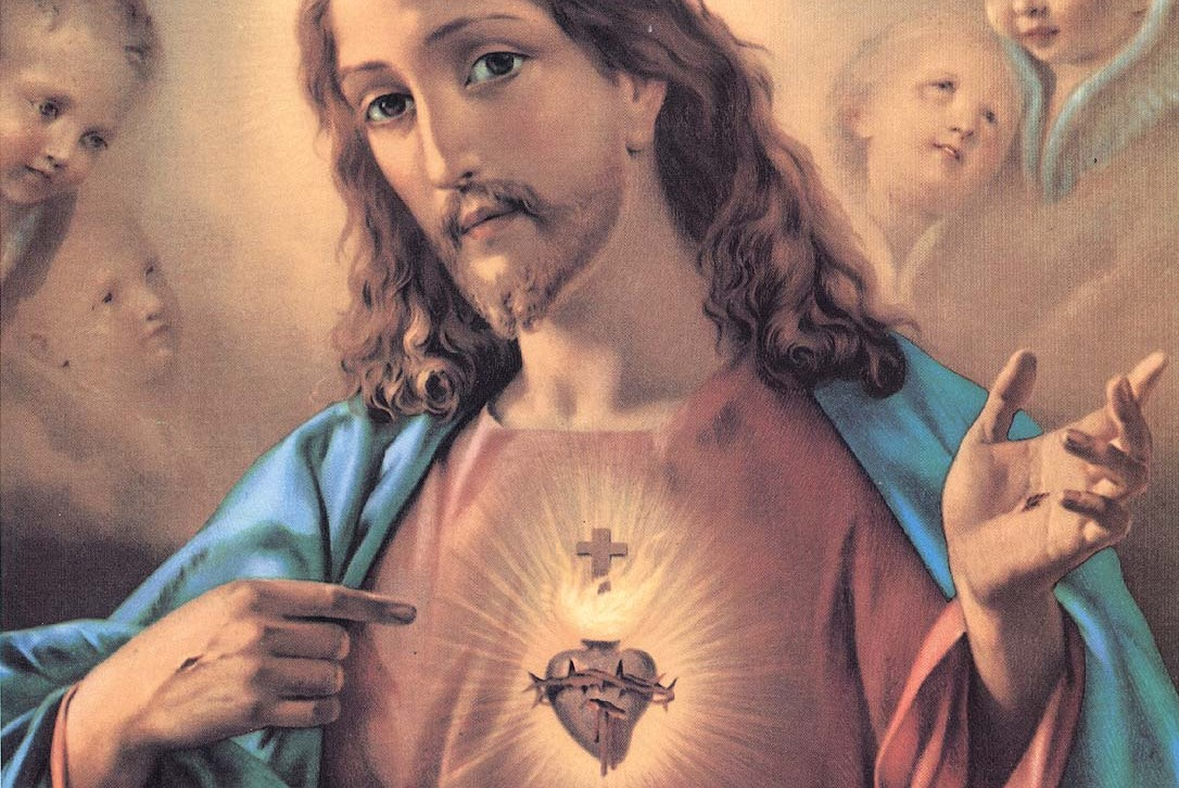 What the Sacred Heart of Jesus Can Teach You About Love