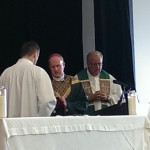 Mass with Bishop Michael Fitzgerald