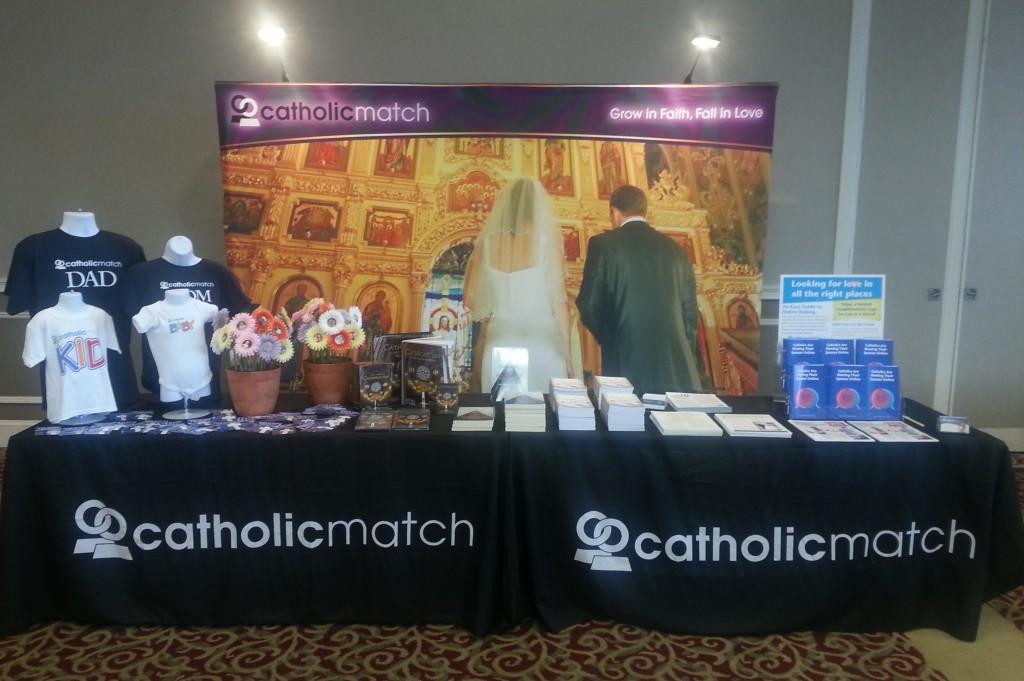 CatholicMatch at the National Catholic Singles Conference