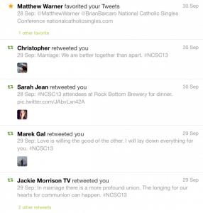 CM Twitter Screen shot