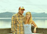 Ryan and Beth share a passion for the outdoors and have been hiking, kayaking and fishing together.