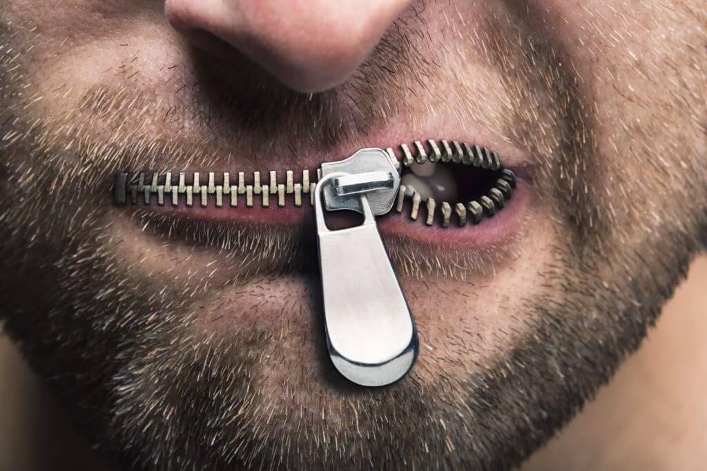 zipped-mouth-mean-man