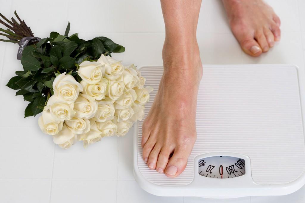 Bridal weight loss