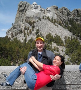 James & Liberty are settled down and living happily in South Dakota.