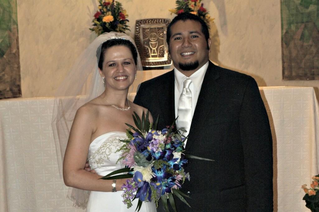 Elise and Stephen wedding