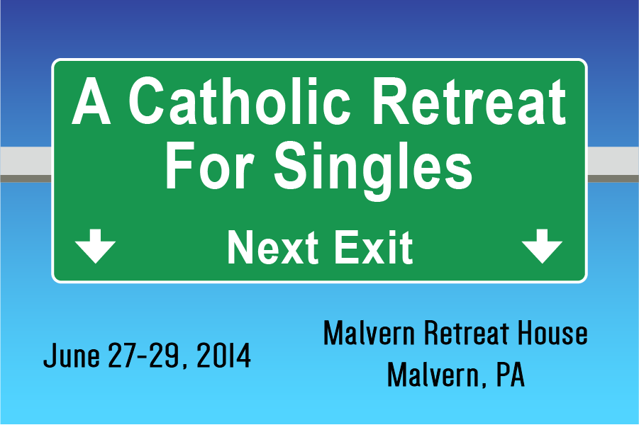 Join Us for a Catholic Retreat for Singles