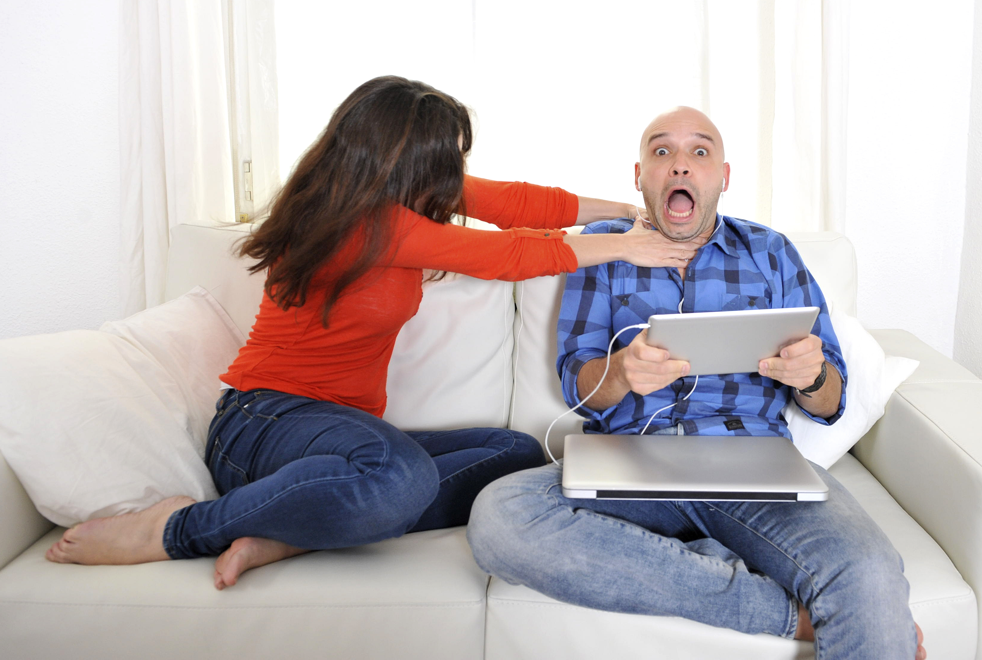 Marriage Thoughts: Divorce? No Murder? Yes