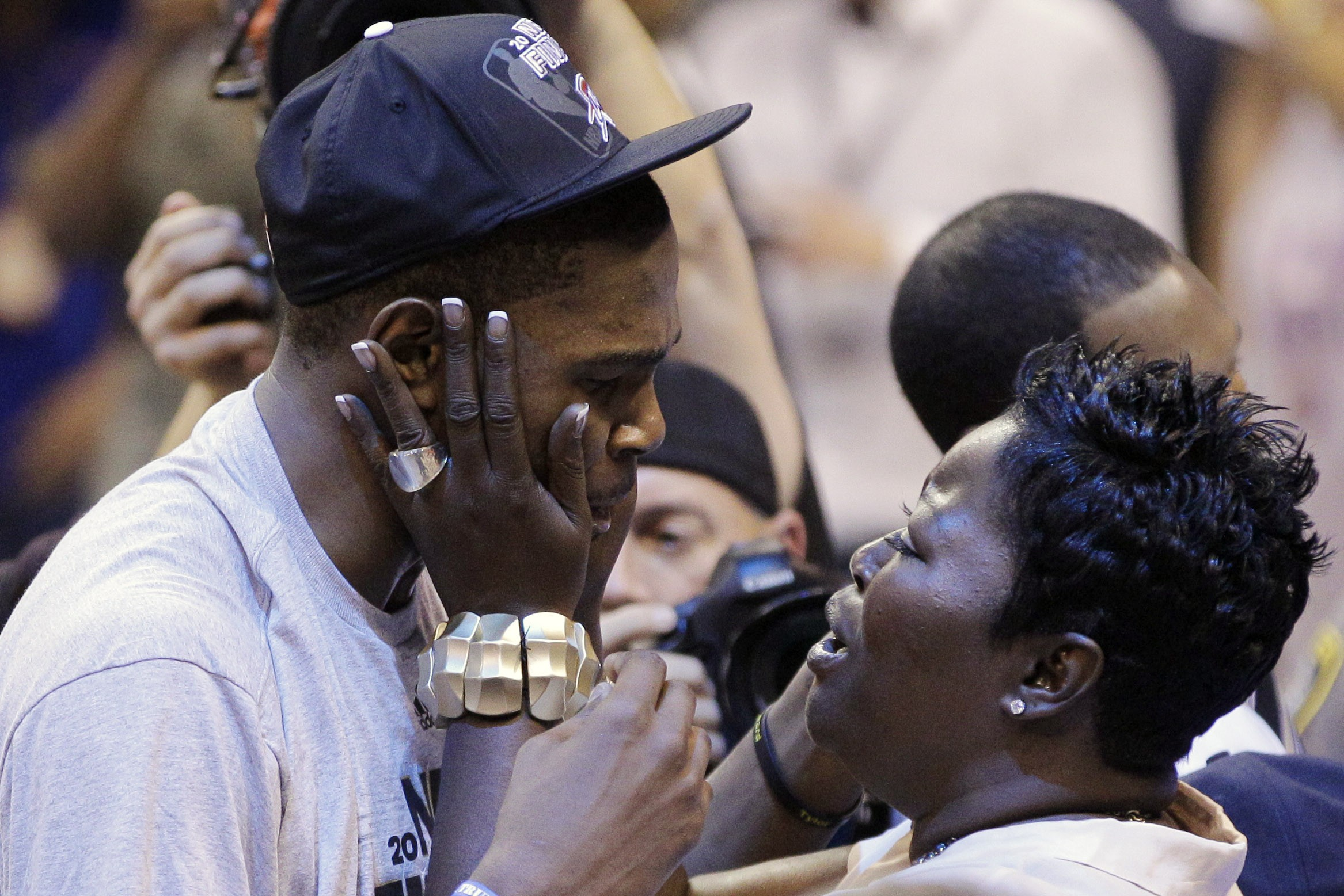 Kevin Durant's Mom is an MVP … and So Is Yours
