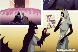 Batman Comic Strip Proposal