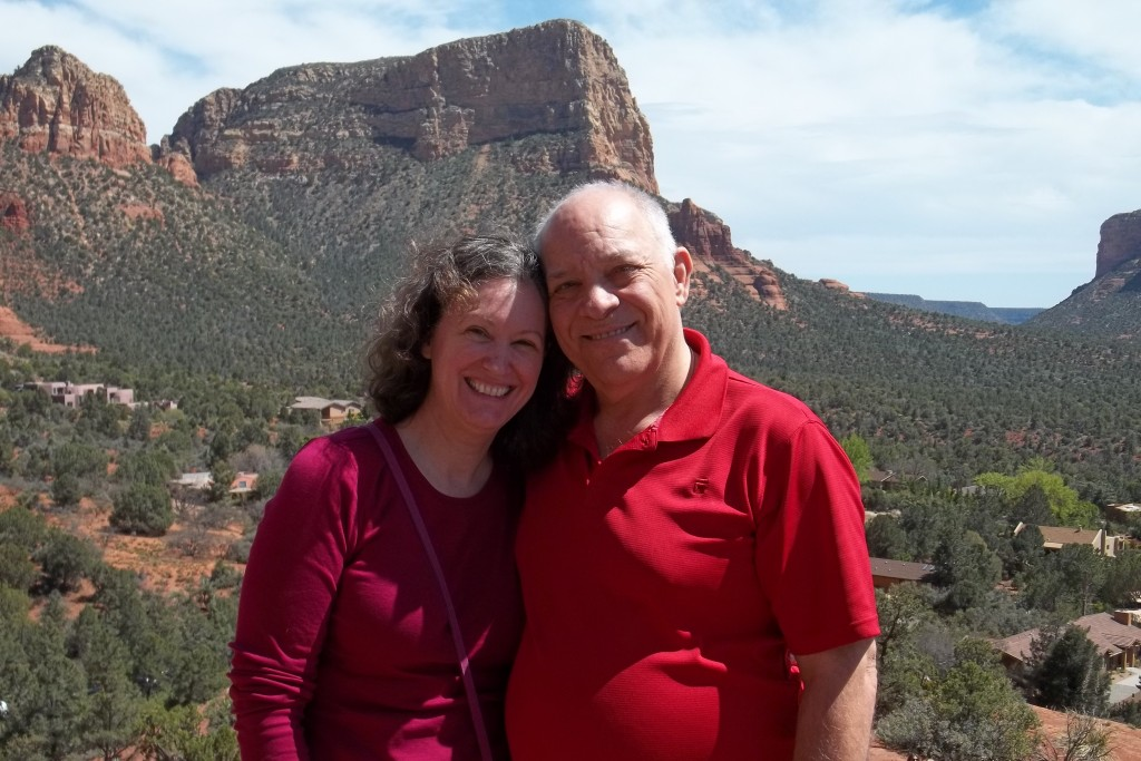Larry and Susan