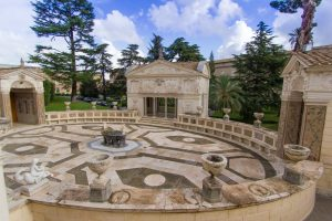 A Private Tour of the Vatican Gardens