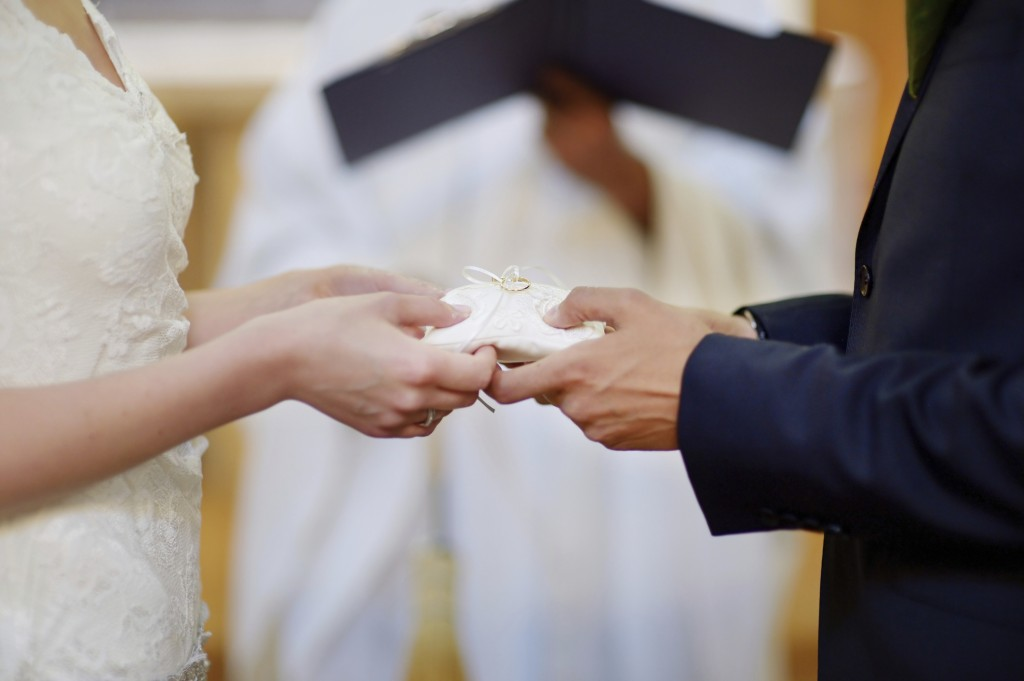 catholic and non catholic wedding