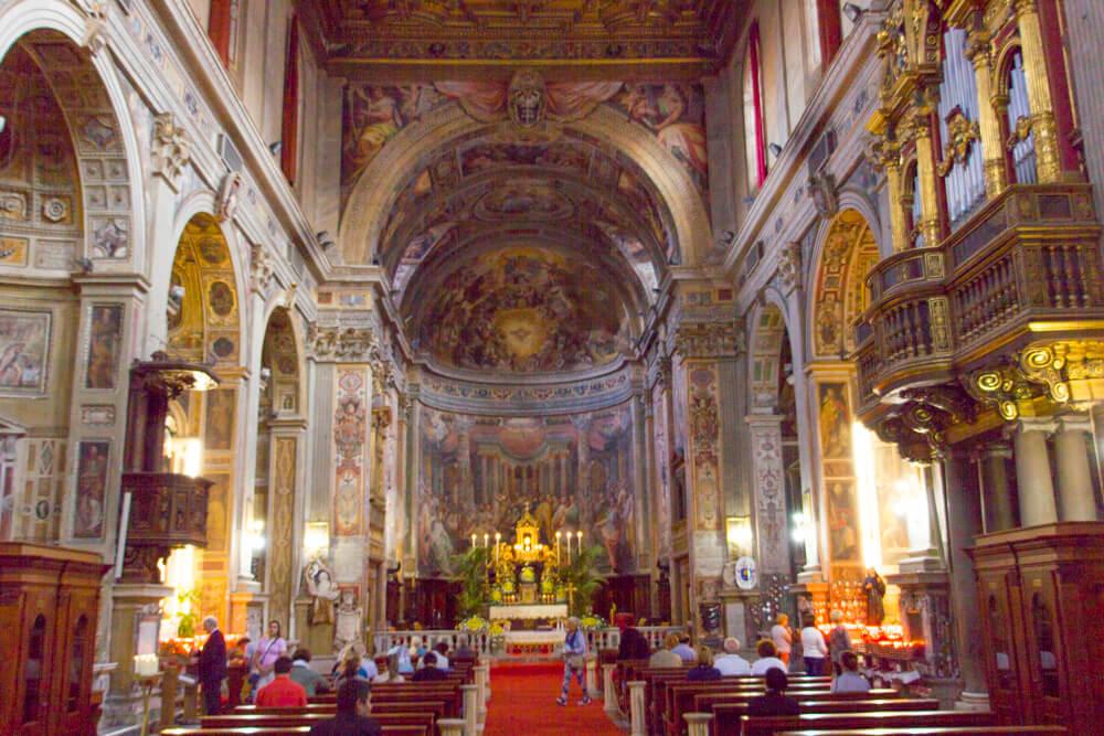Santa maria maggiore mass times