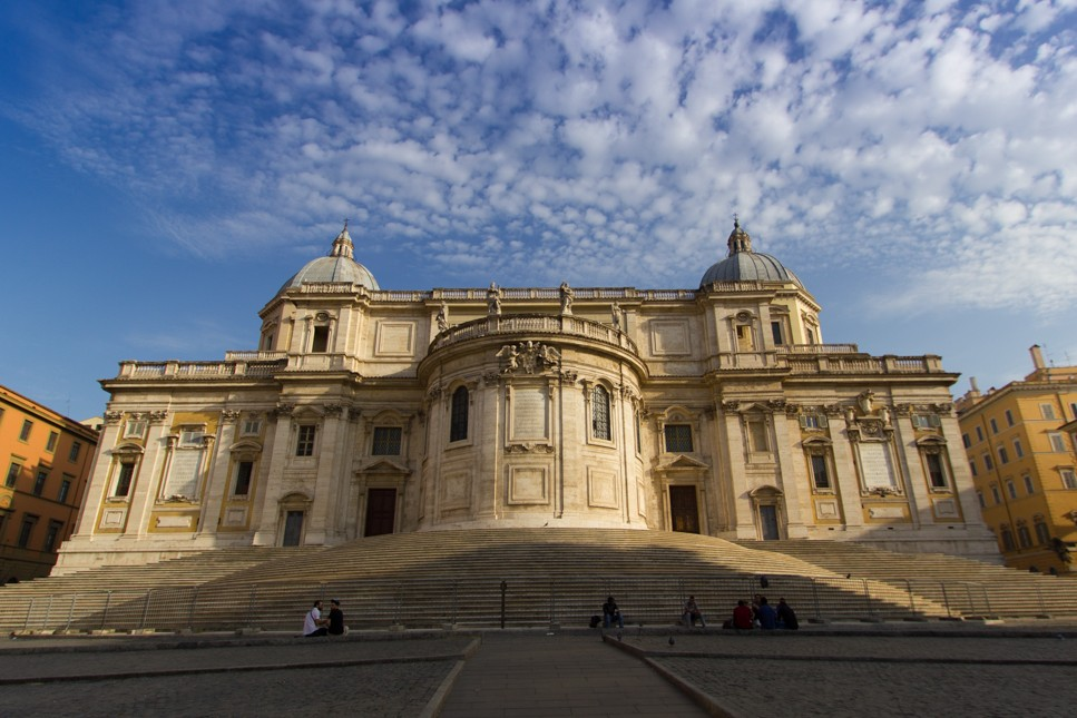 A stroll through Santa Maria Maggiore