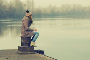 dock-alone