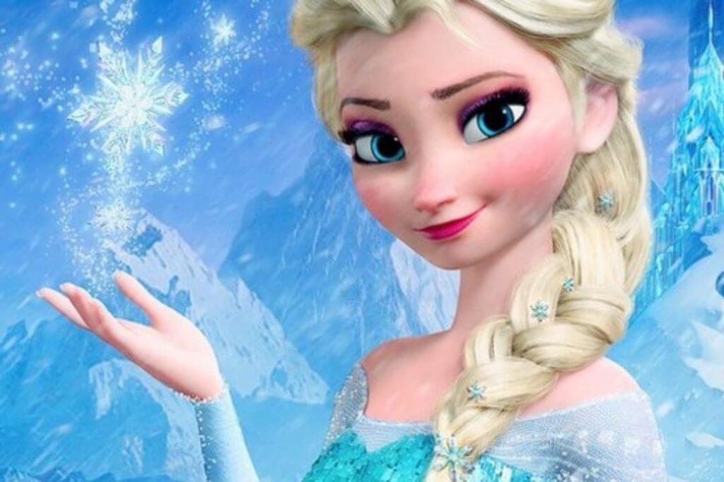 Frozen-princesses