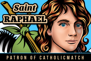 St. Raphael, Patron of Happy Meetings