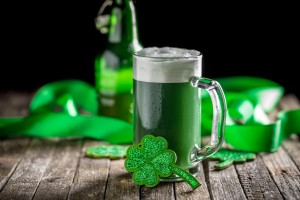 Green Beer is Fine. Just Remember St. Patrick Too