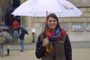 An American Volunteer In Krakow: A WYD Story