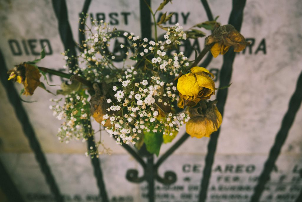 Loving again after death of spouse