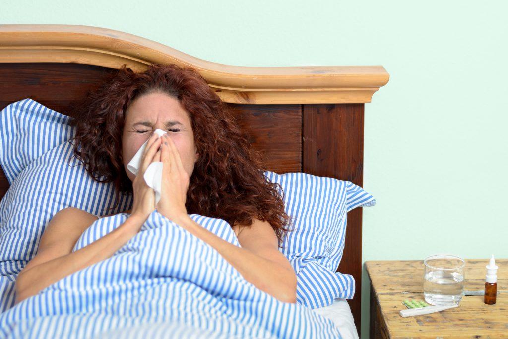 10 Saints to Get You Through Flu Season