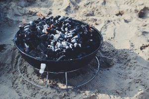 Hot Coals During Lent?